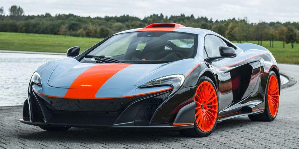 Custom McLaren 675LT Paint Color Has a History (With