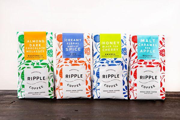Ripple Coffee on Behance