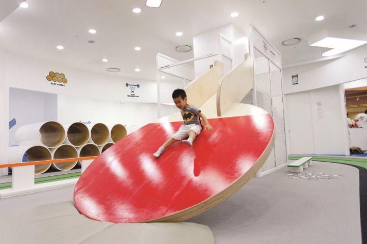 Play scape café by maum studio seoul u2013 south korea » retail design