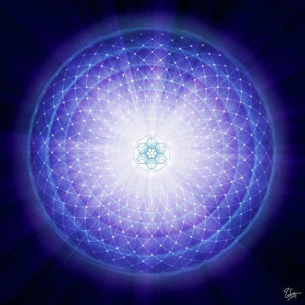 Sacred Geometry 59, by Endre Balogh