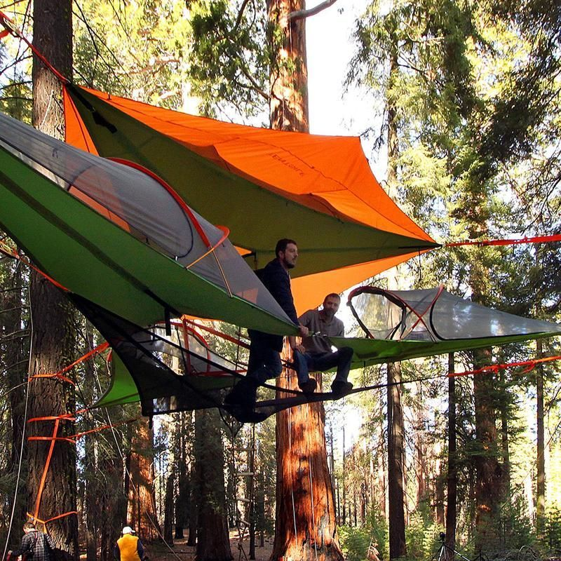 kayak accessories    best hammock camping tents tentsile connect tree tent  orange   tents camping and camping      rh   pinterest