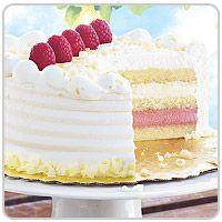 Wegmans Lemon Raspberry Cake Is Pure Yumminess Wedding Desserts Cakes Summer