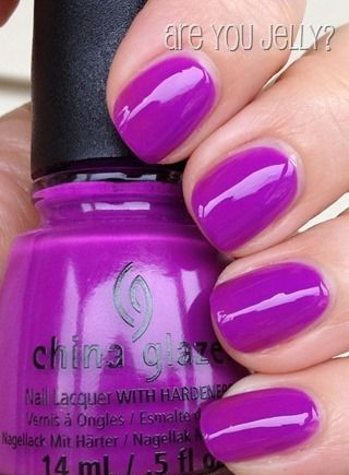 China Glaze Nail Polishes And Swatches