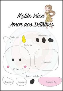 Mãe & Filha Artesanatos: feltro