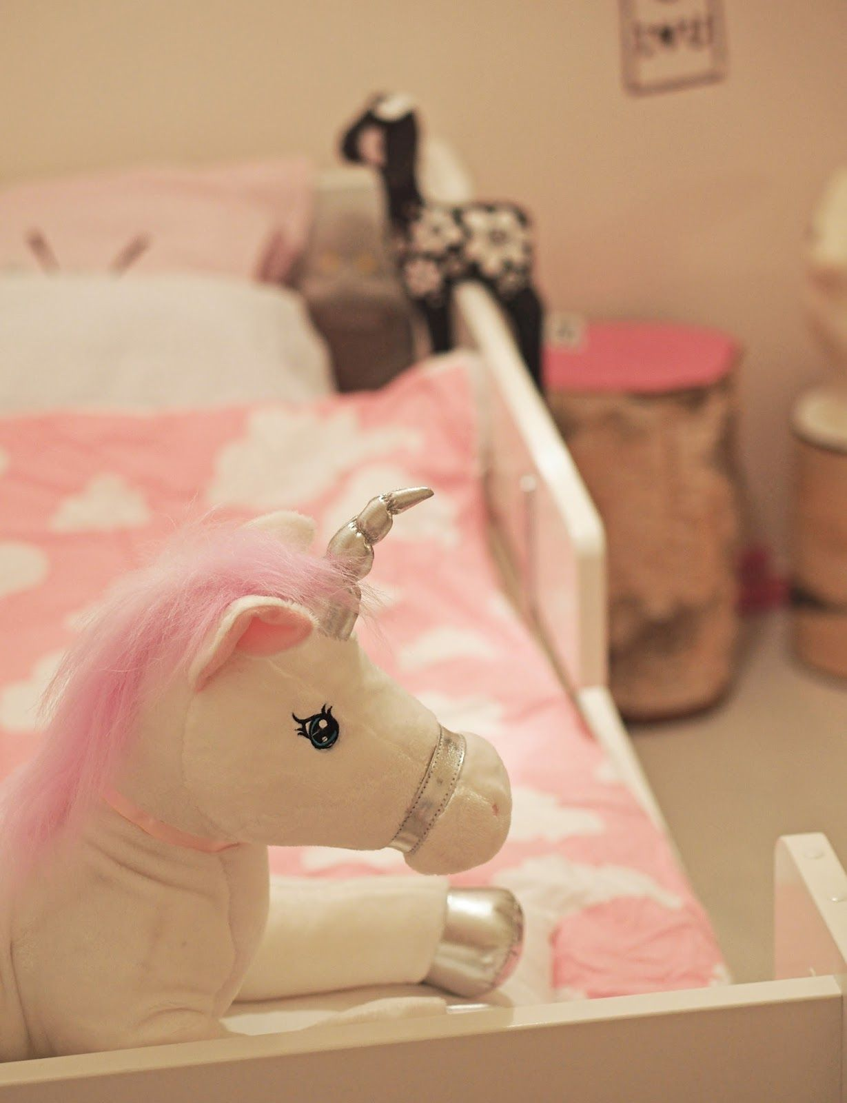 Unicorn at my daughters room :)