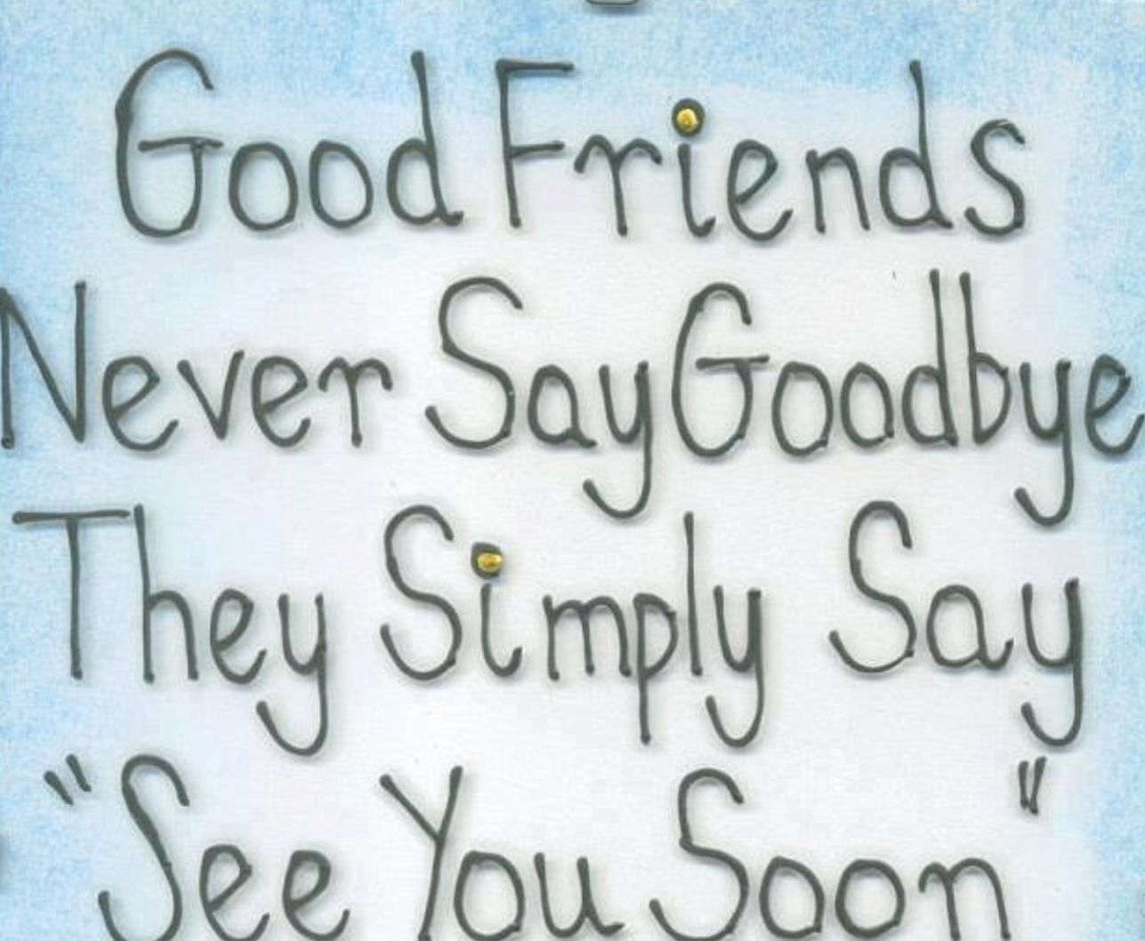 Farewell miss you quotes