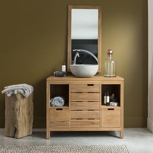 meuble salle de bain tikamoon la redoute