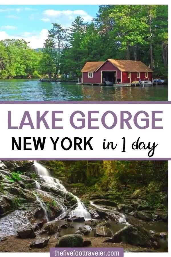 Lake George New York in 1 Day