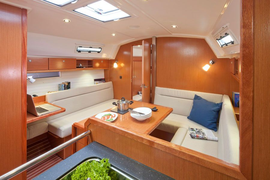 Bavaria Cruiser 36 3 Cabins Version Sailboat Interior