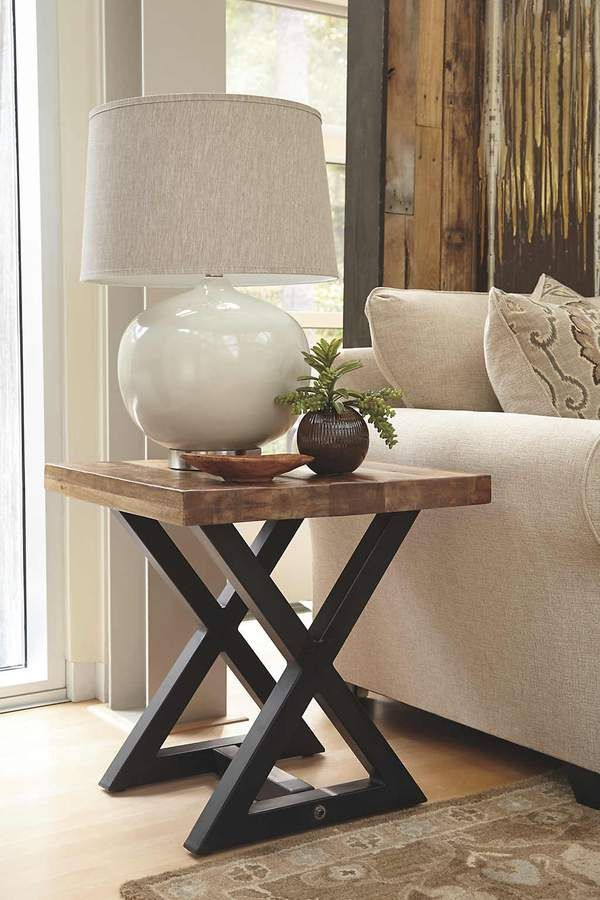 Best Wesling Square End Table Ashley Homestore Canada 400 x 300