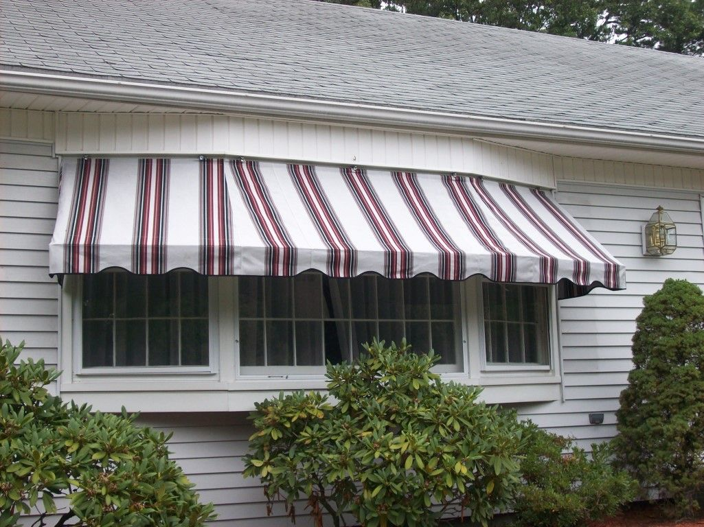 canvas window awnings roof image canvas window awnings home residential fabric gallery