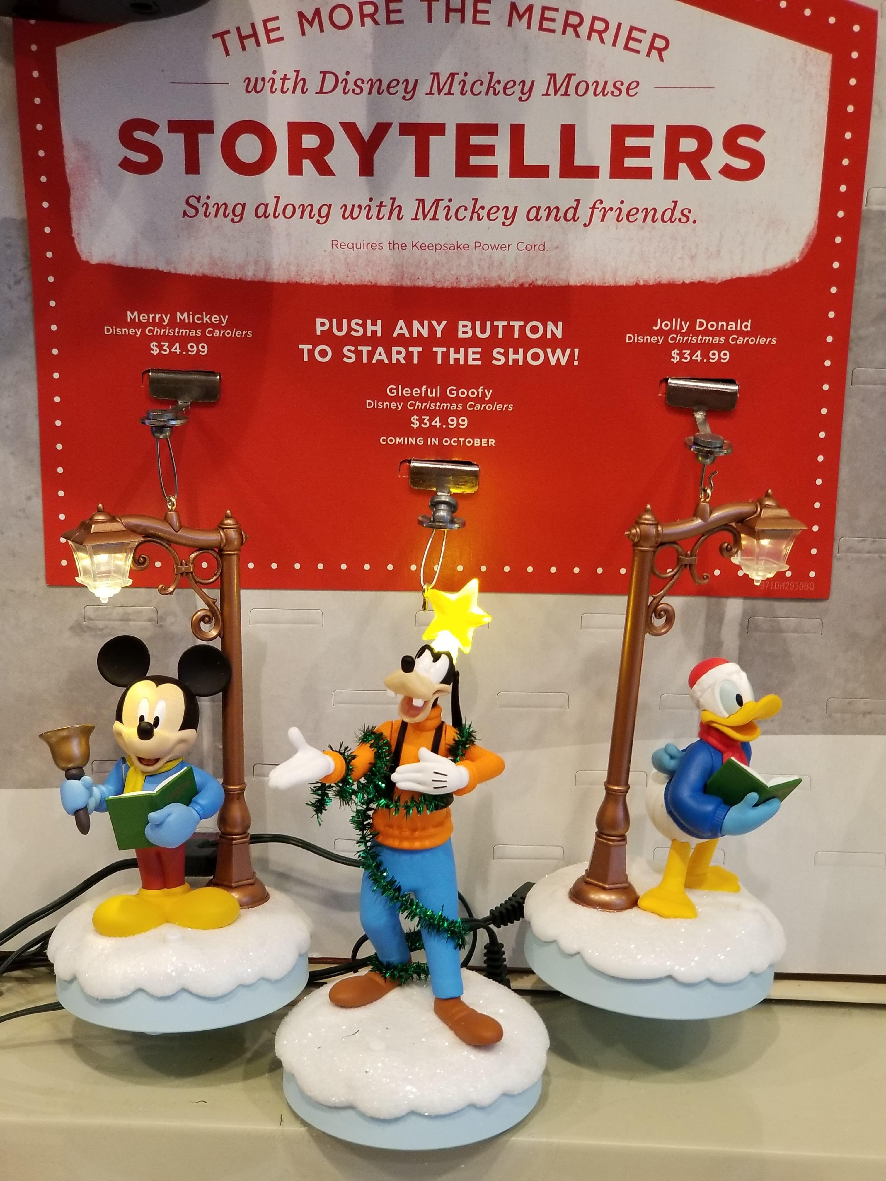 Take A Closer Look At The 2018 Disney Hallmark Keepsake Ornaments Hallmark Keepsake Ornaments Disney Decor Disney Merry Christmas