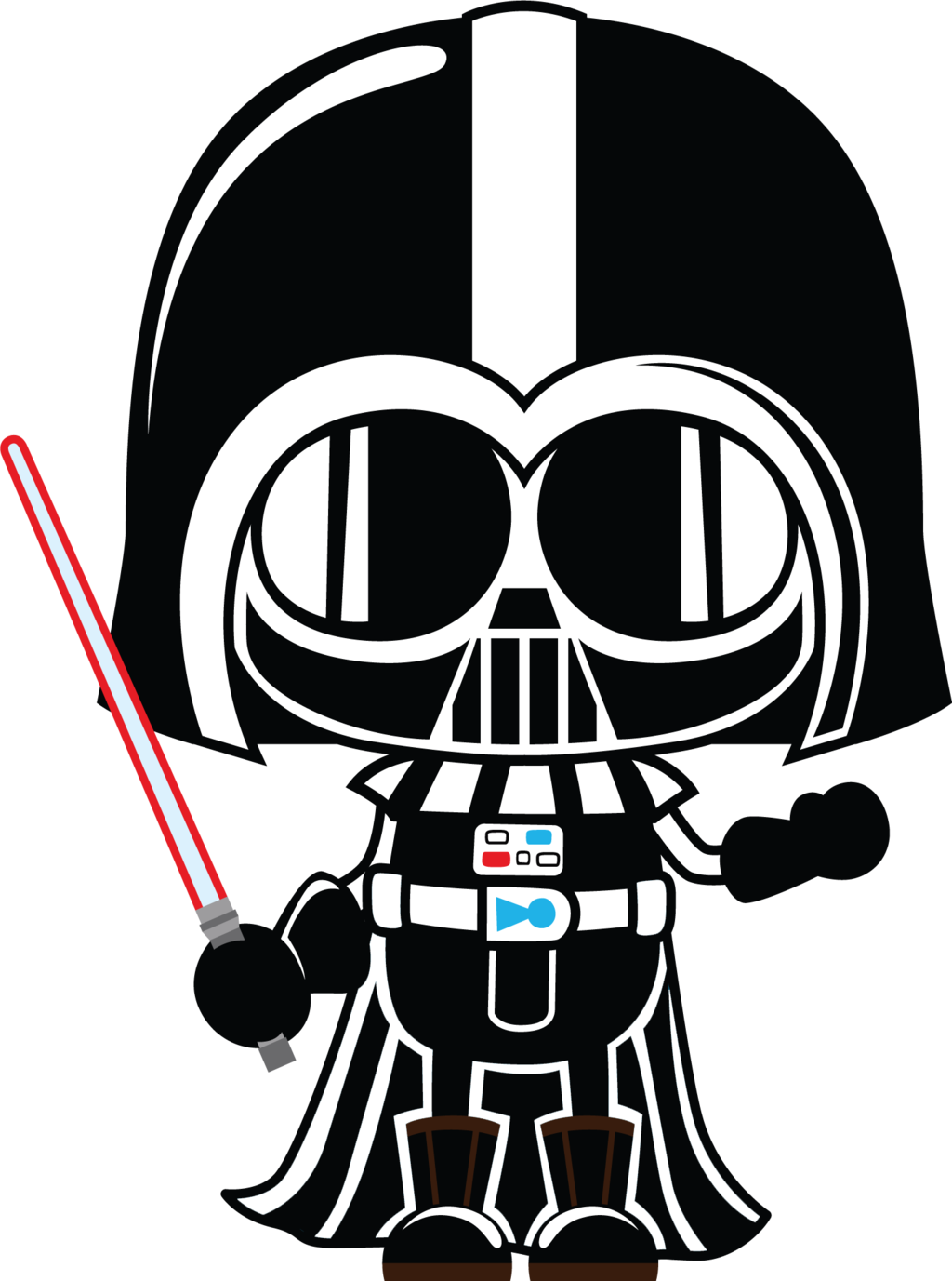 Darth Vader by Chrispix326deviantart