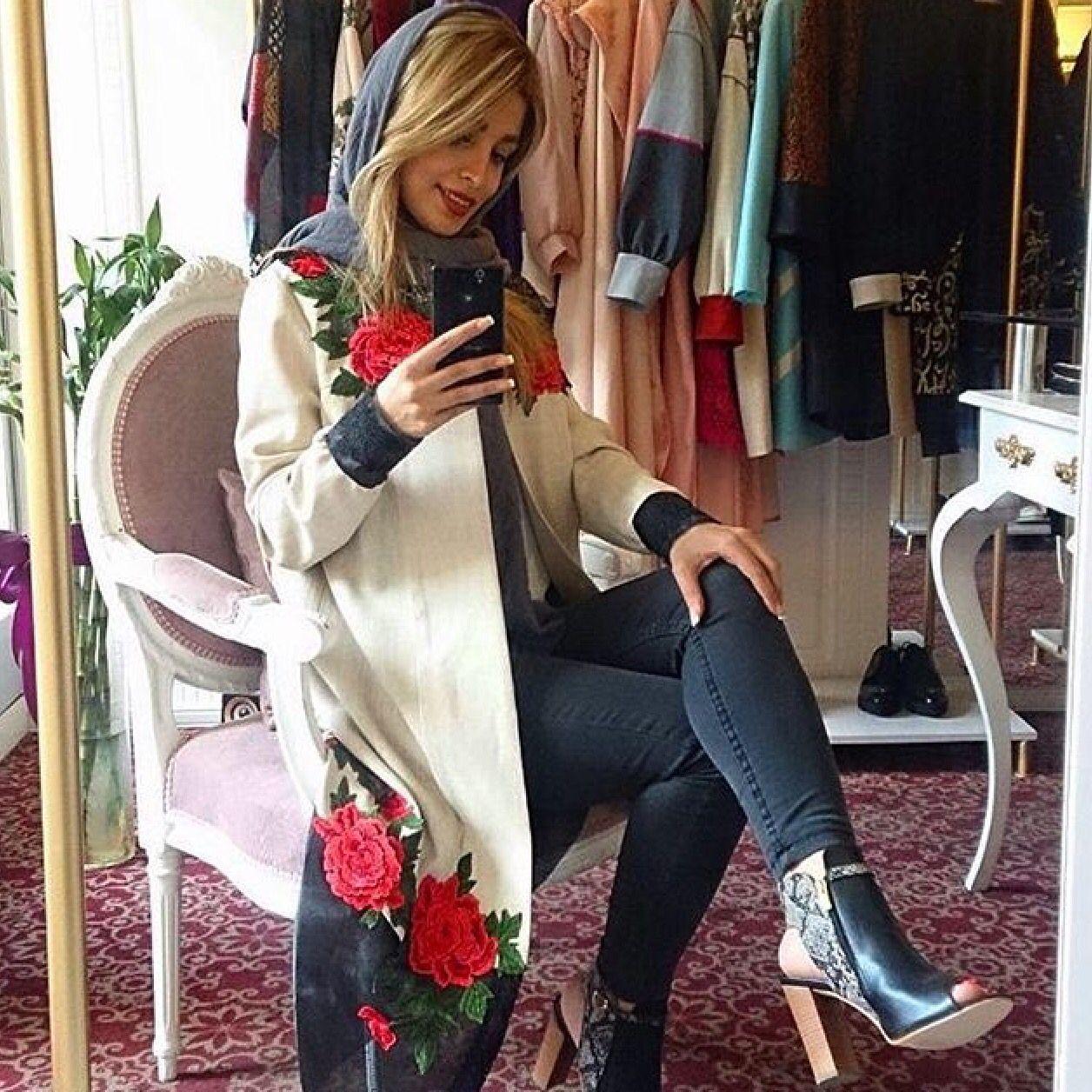 Flor Collectiom  Pre-sprimg Collection 2016  By Nazanin Karimi #nk #nazaninkarimi #fashion #designer #tehran #street #style #irstreetstyle #iran