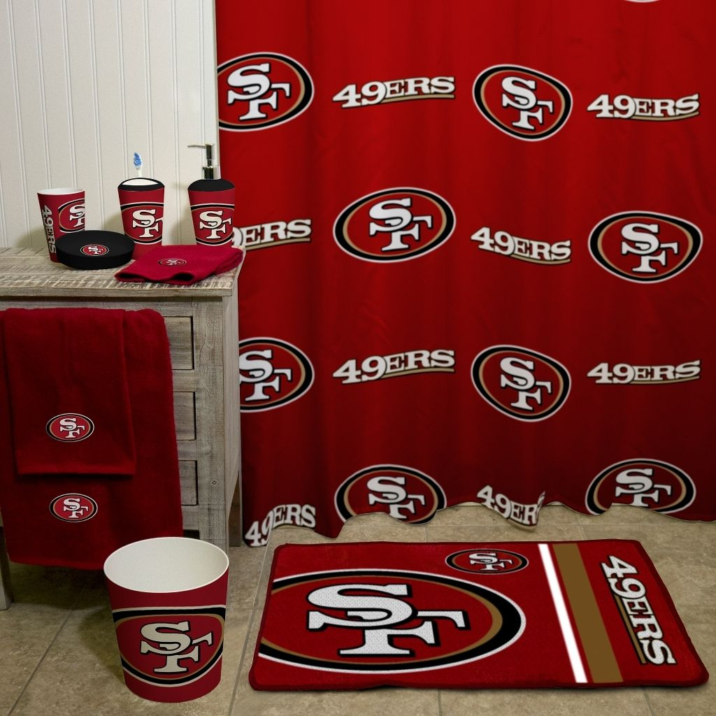 Exclusive San Francisco 49ers Baby Shower Decorations In Baby