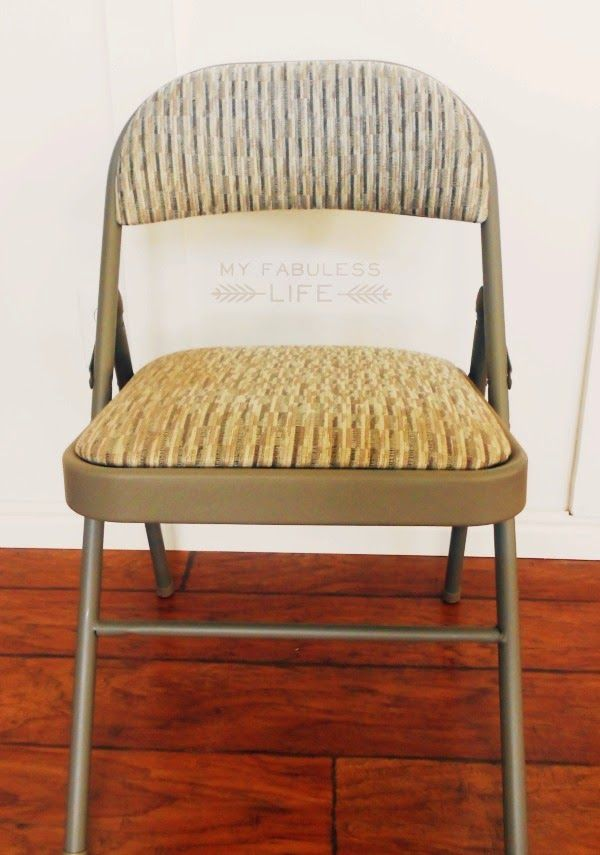 Party Pretty Folding Chairs Folding Chair Makeover Folding Chair Covers Folding Chair