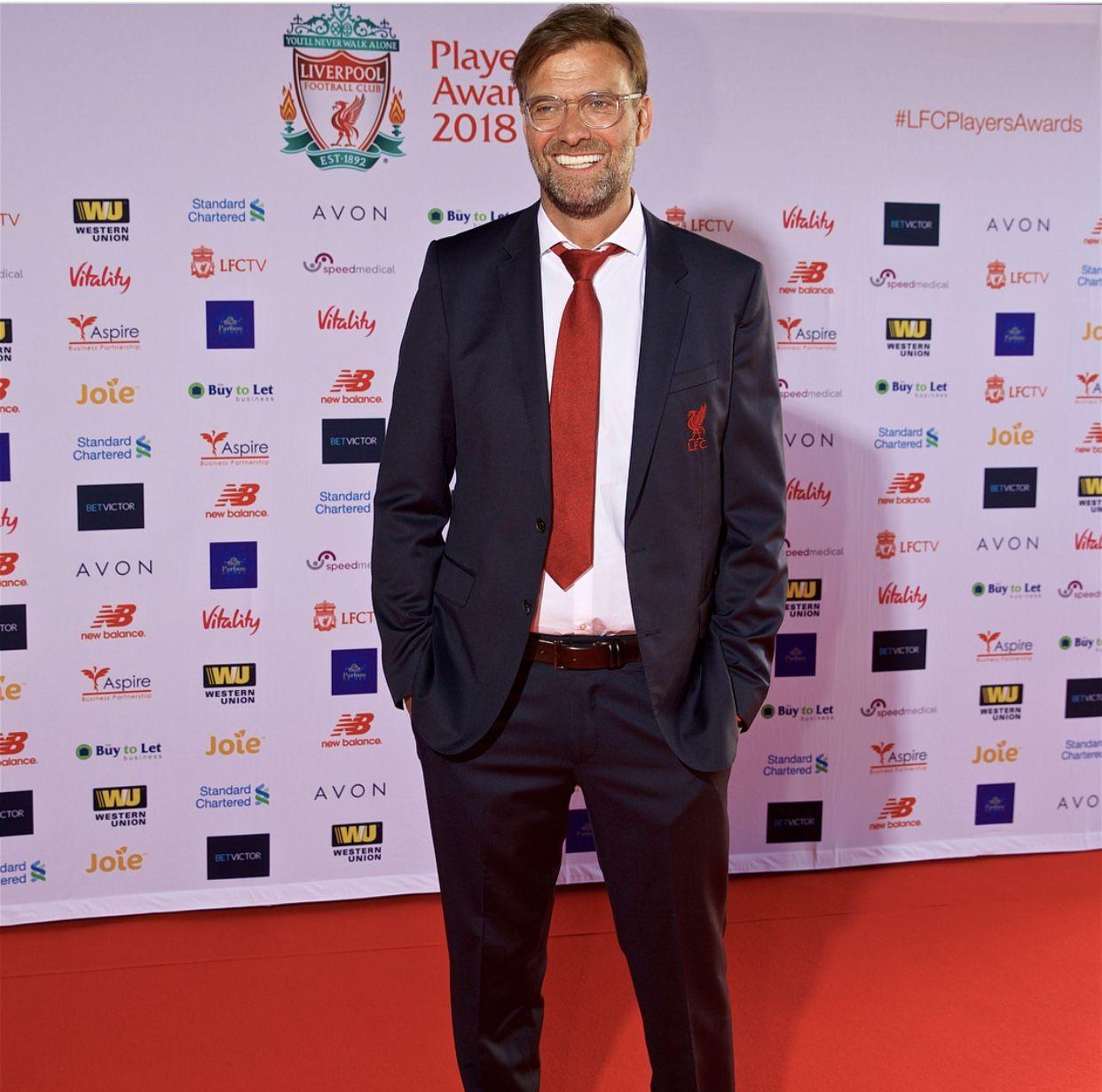 Jurgen Klopp Suits Suit Jacket Liverpool