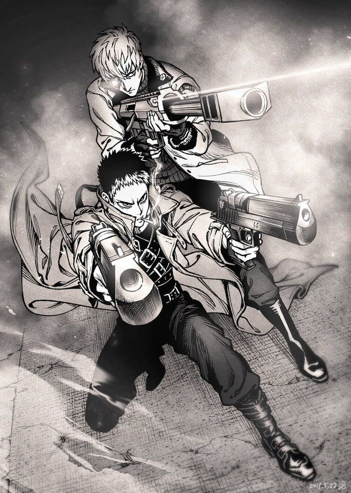 Read OPM manga!, the anime doesn't do it justice em 2020