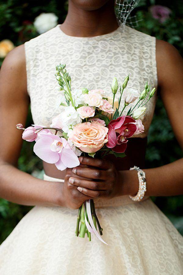 Floral Wonderland Wedding Ideas Small Wedding Bouquets Wedding