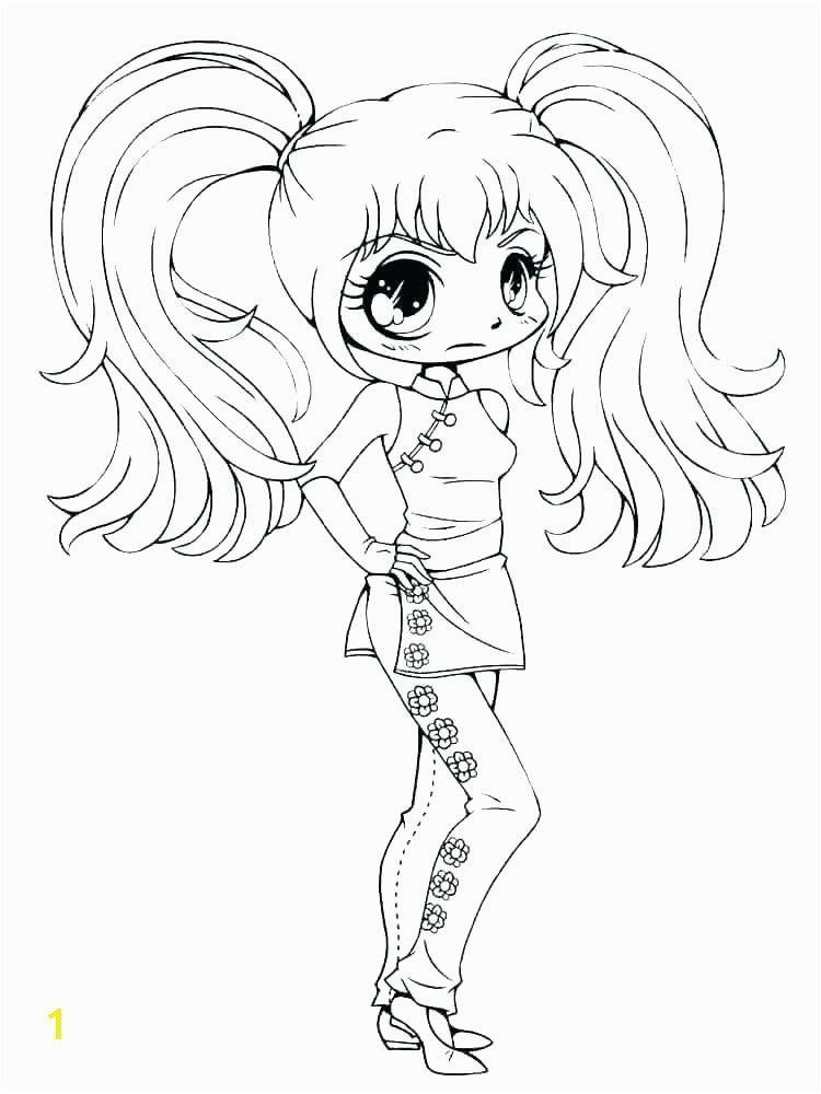Pretty Girls Coloring Pages Colouring Pages For Girls Preschool Cute Anime Chibi Girl In 2020 Chibi Coloring Pages Coloring Pages For Girls Cute Coloring Pages