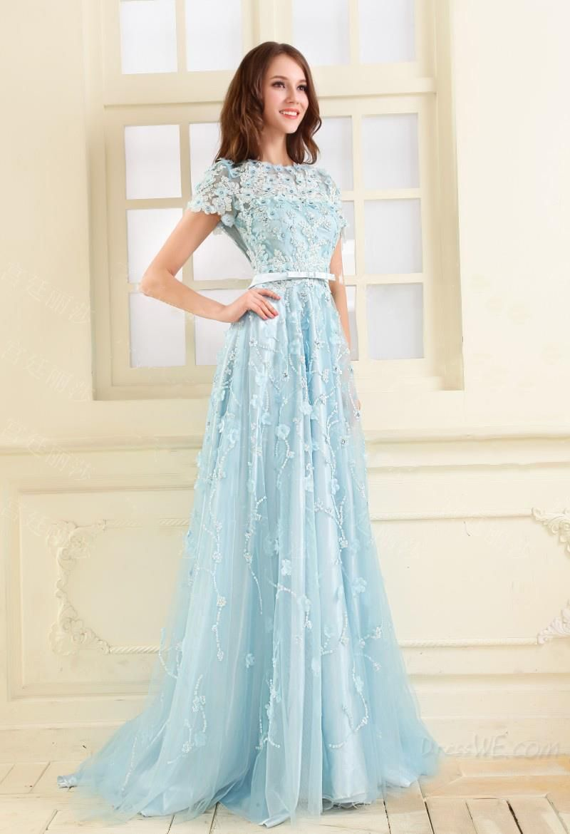 $378.09 Dresswe.com SUPPLIES Luxurious Trendy Beading Applique A ...