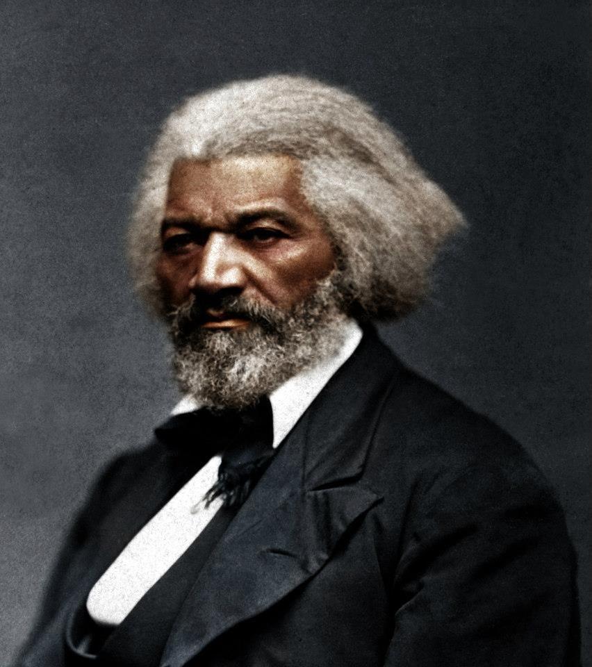 Único Colorear Frederick Douglass Festooning - Ideas Para Colorear ...