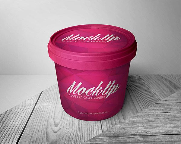 Ice Cream Packaging Packaging Mockup Ice Cream Containers