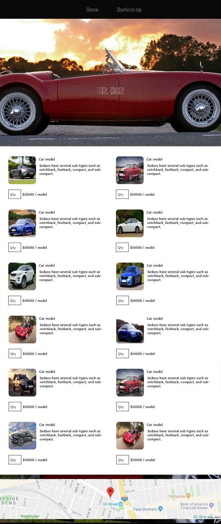 design your own car online free