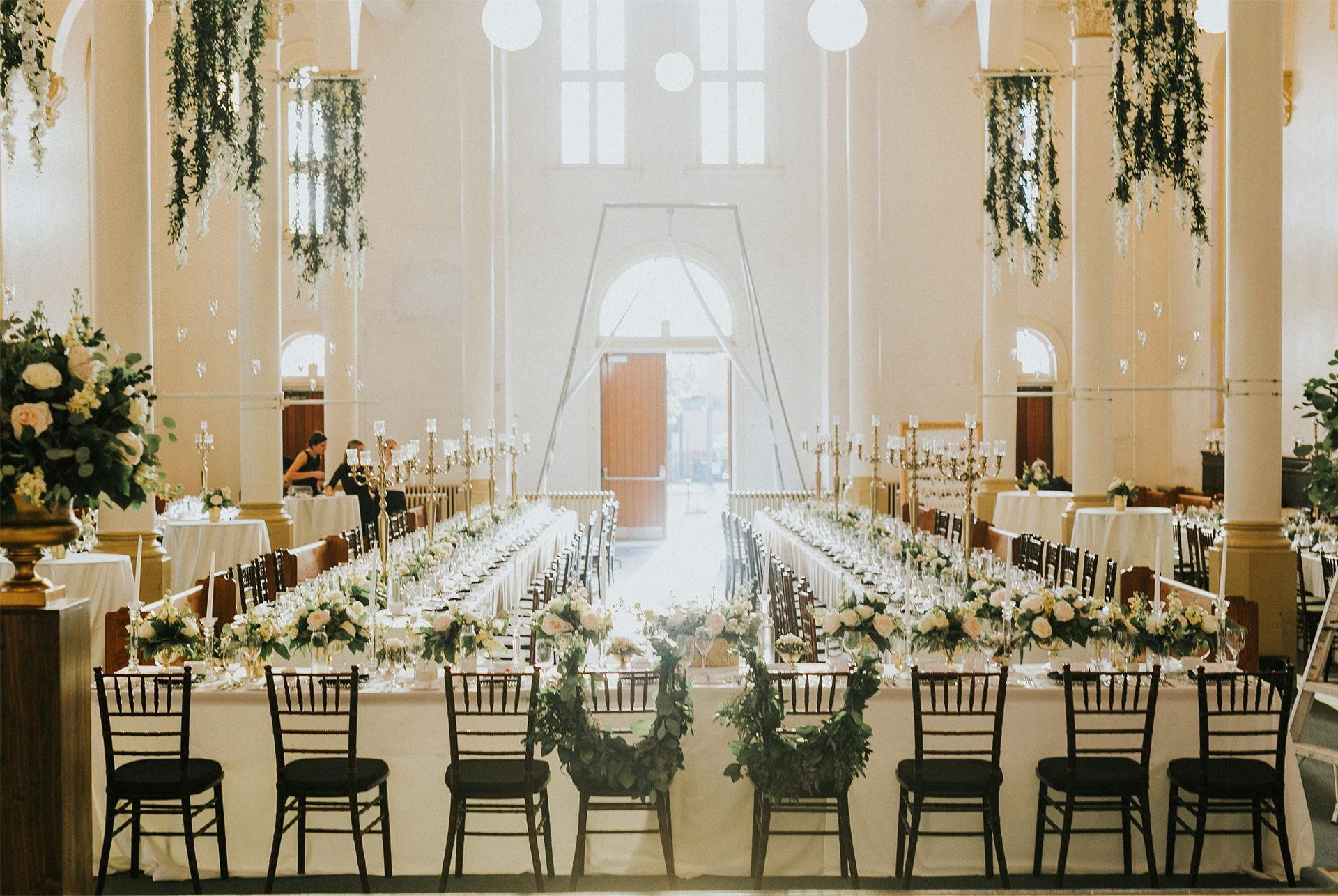 renovated church wedding, unique wedding venue, downtown ottawa ...