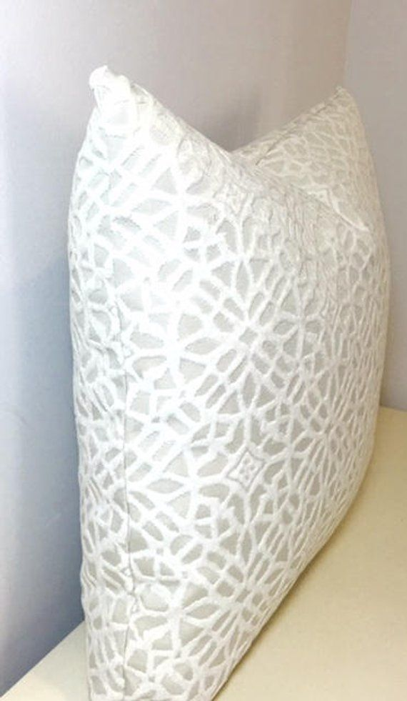 Cream Velvet Pillow Cover Pillows Luxury Decorative Throw Ve