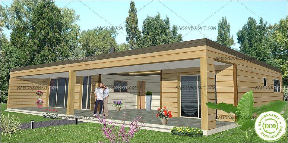 Exemple tarif modele gratuit maison bois moderne maison for Tarif maison contemporaine