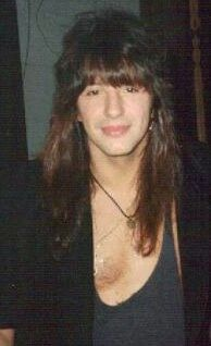 Young Richie Sambora Bon Jovi Great Bands The Incredibles