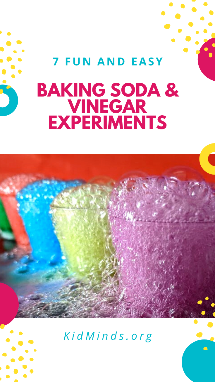 7 Classic Baking Soda and Vinegar Activities to Do with