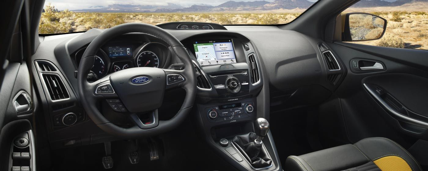 2016 Focus Ford Focus Ford 2019 Ford