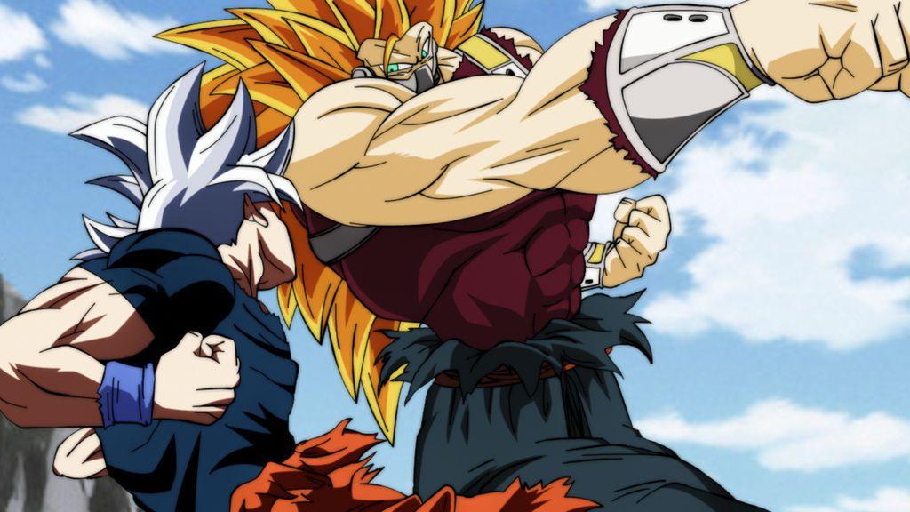 Mui Goku Vs Ssj3 Cumber Naotoshi Shida By Mohasetif Anime Dragon Ball Super Dragon Ball Art Anime Dragon Ball