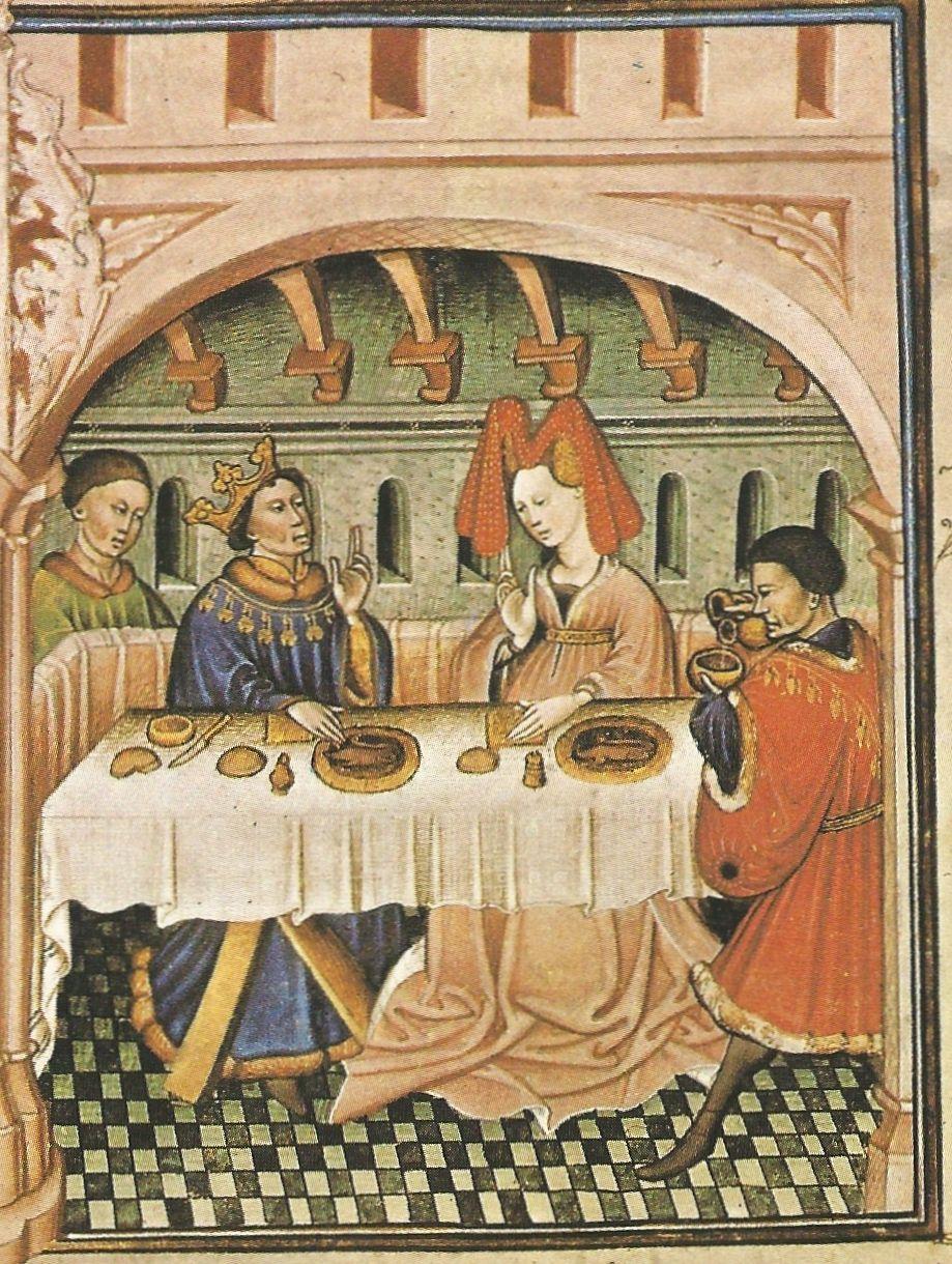 просто стола в средневековье картинка некоторых загадках древности
