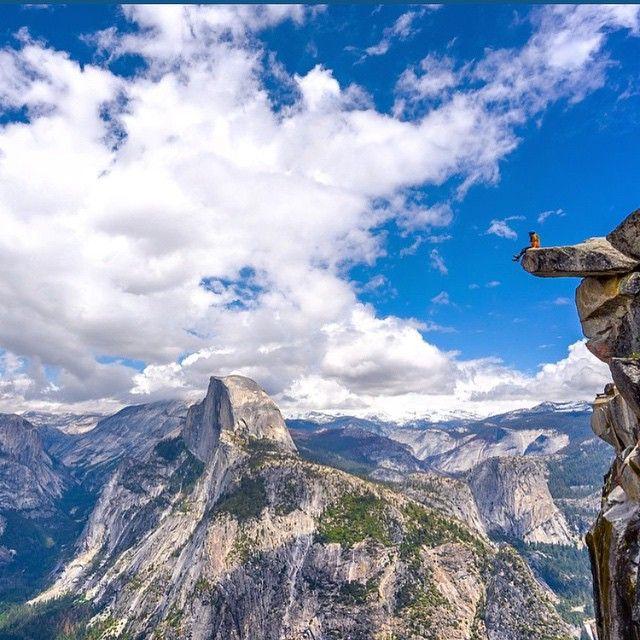 Yosemite National Park, California. Photo by @tiffpenguin #TourThePlanet