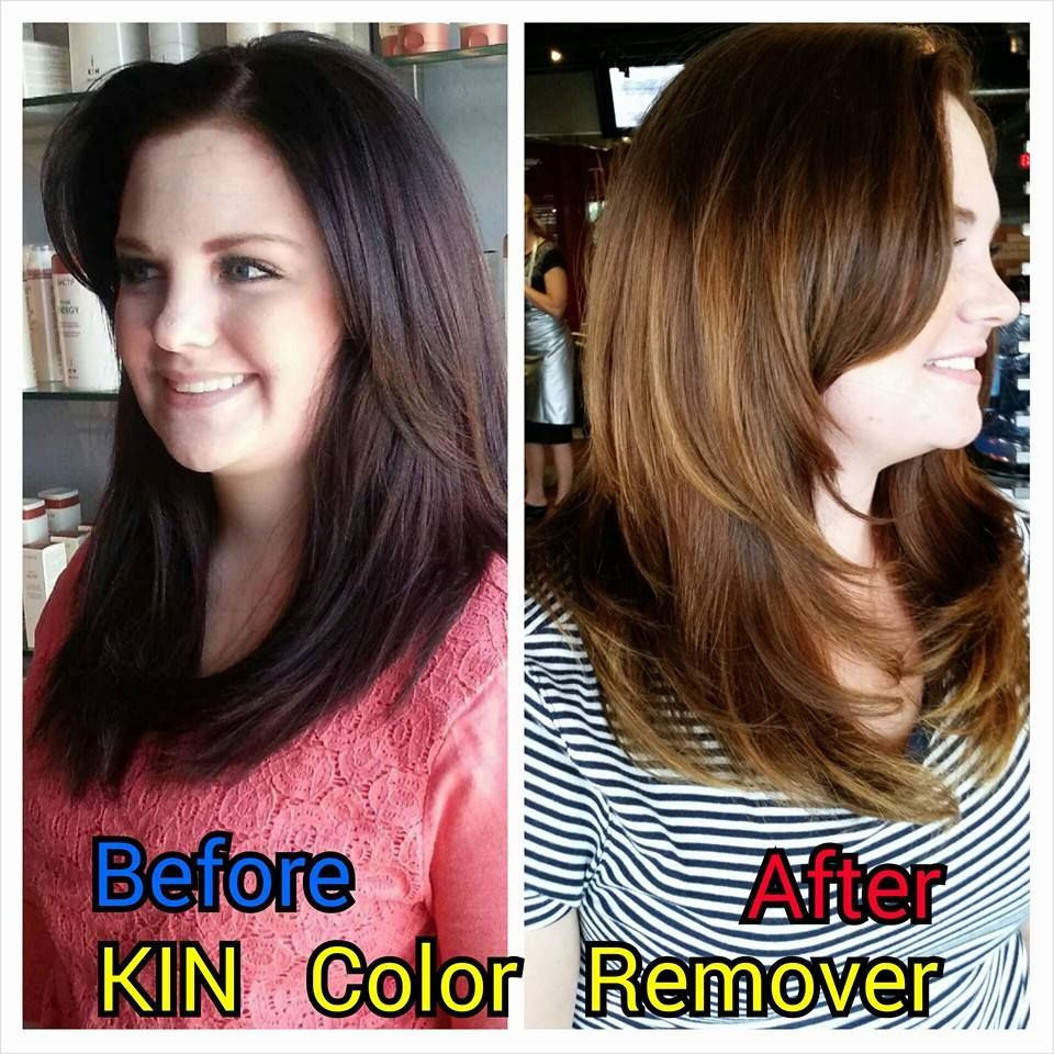 Hair Color Remover Before And After Topsimages