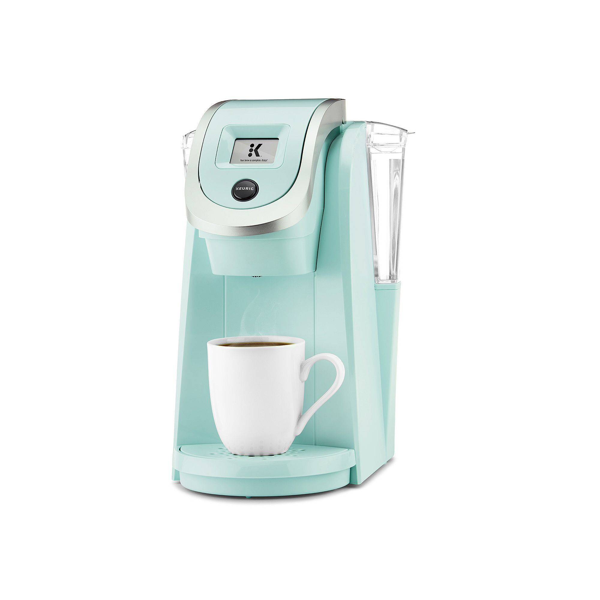 Keurig® K250 SingleServe KCup® Pod Coffee Maker, Blue