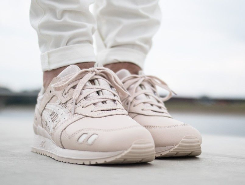 asics gel lyte 3 dames whisper pink