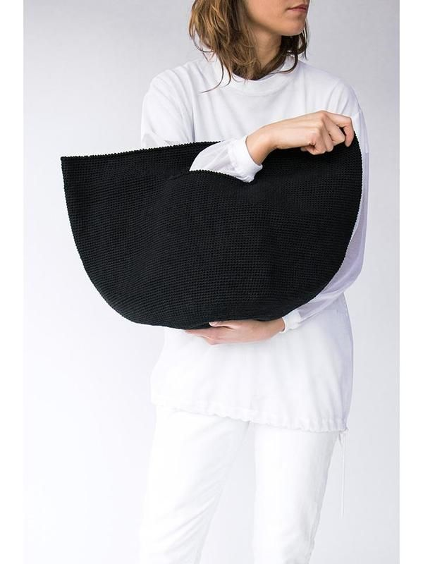 Lauren Manoogian Crochet Bowl Bag on Garmentory #crochetbowl