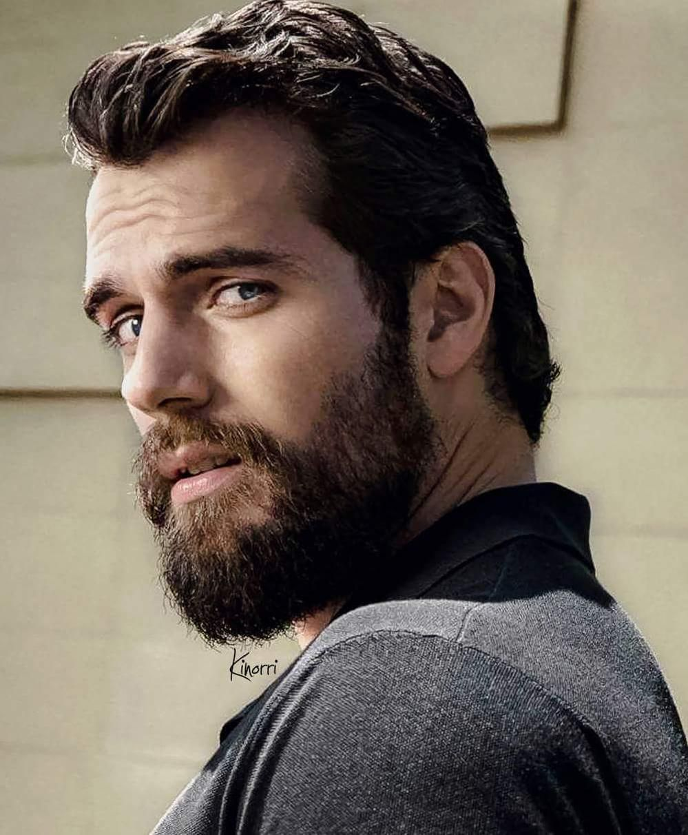Scruffy Facial Hair Style by wearticles.com