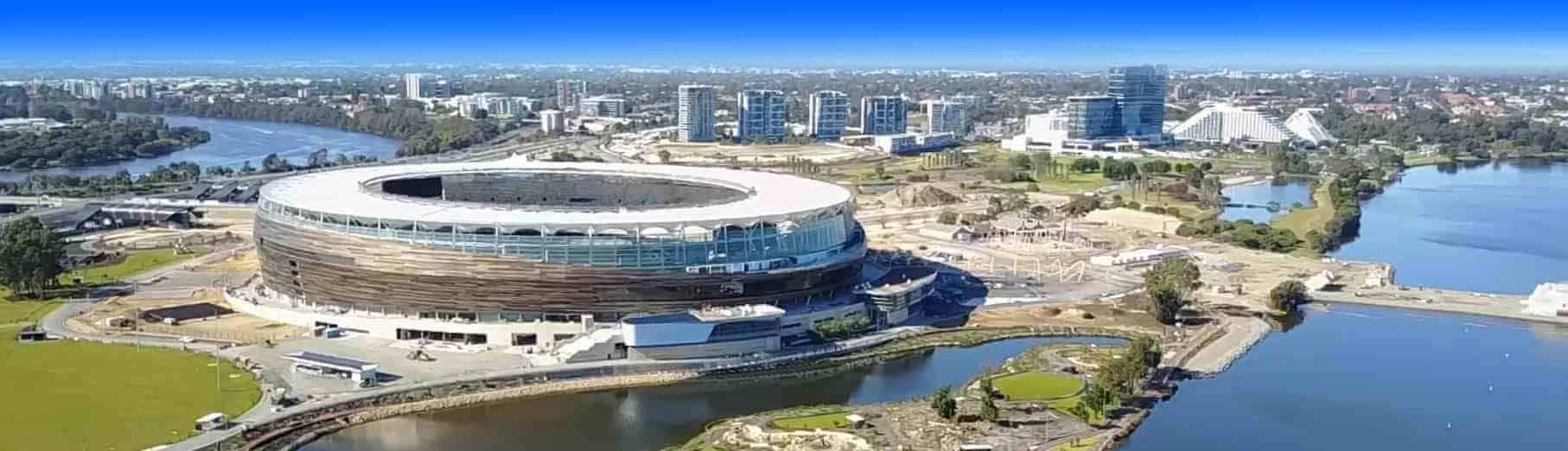 Hotels Near Optus Perth Stadium Booking hotel, Perth