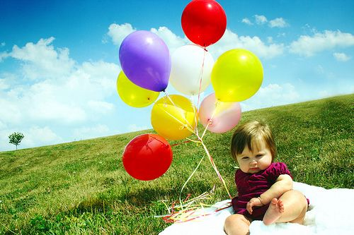Tips for a simpler birthday party -- local food, handmade, gifts for charity.