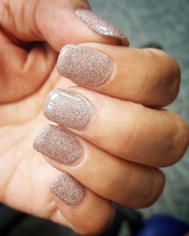 Gelish Dip Powder Colour - No way rose | Nails | Pinterest
