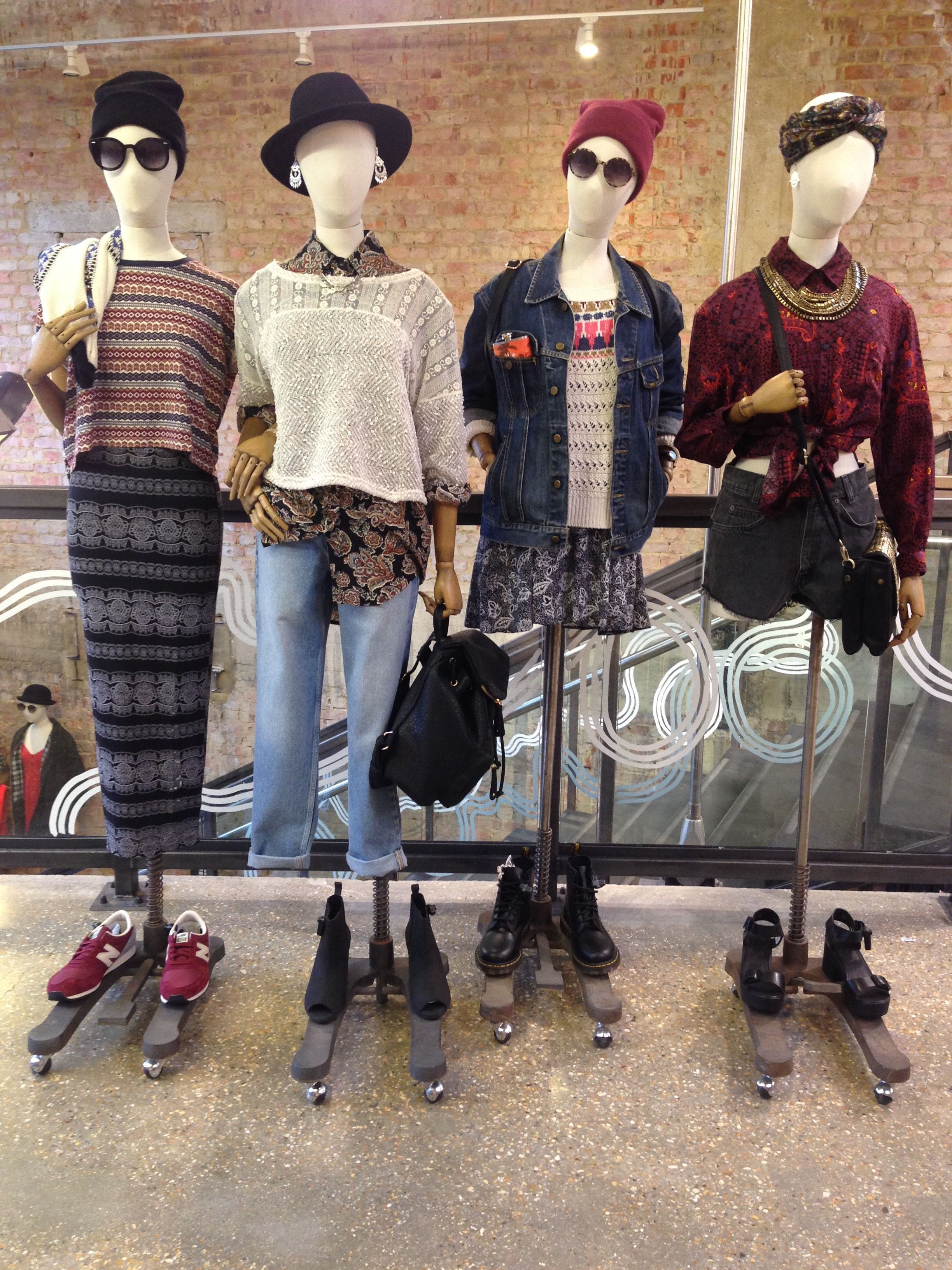 32031594b16 Urban Outfitters Mannequin Styling. My Portfolio, Urban Outfitters, Hipster,  Hipsters, Hipster