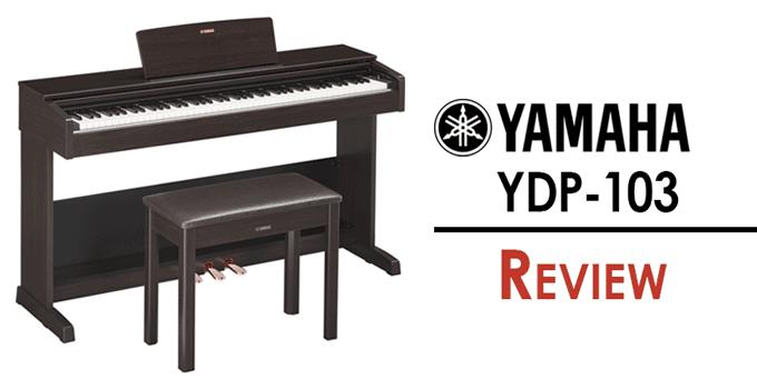 Yamaha Ydp 103 Review The Junior Of The Arius Family 2019 Yamaha Ydp Yamaha Freelancer Website