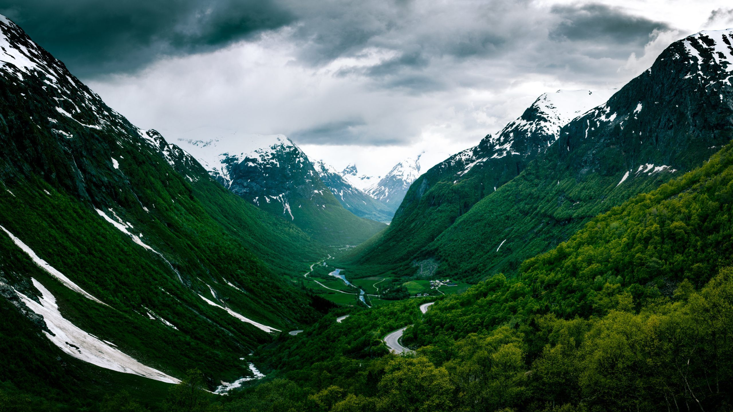 Desktop Green Scenery Mountain Landscape Hd With Wallpaper Free Download High Quality For Smartphone Norway Scenery Wallpaper Green Scenery Mountain Wallpaper
