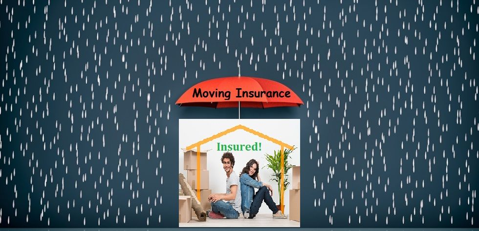 What type of moving insurance cover is appropriatepacking