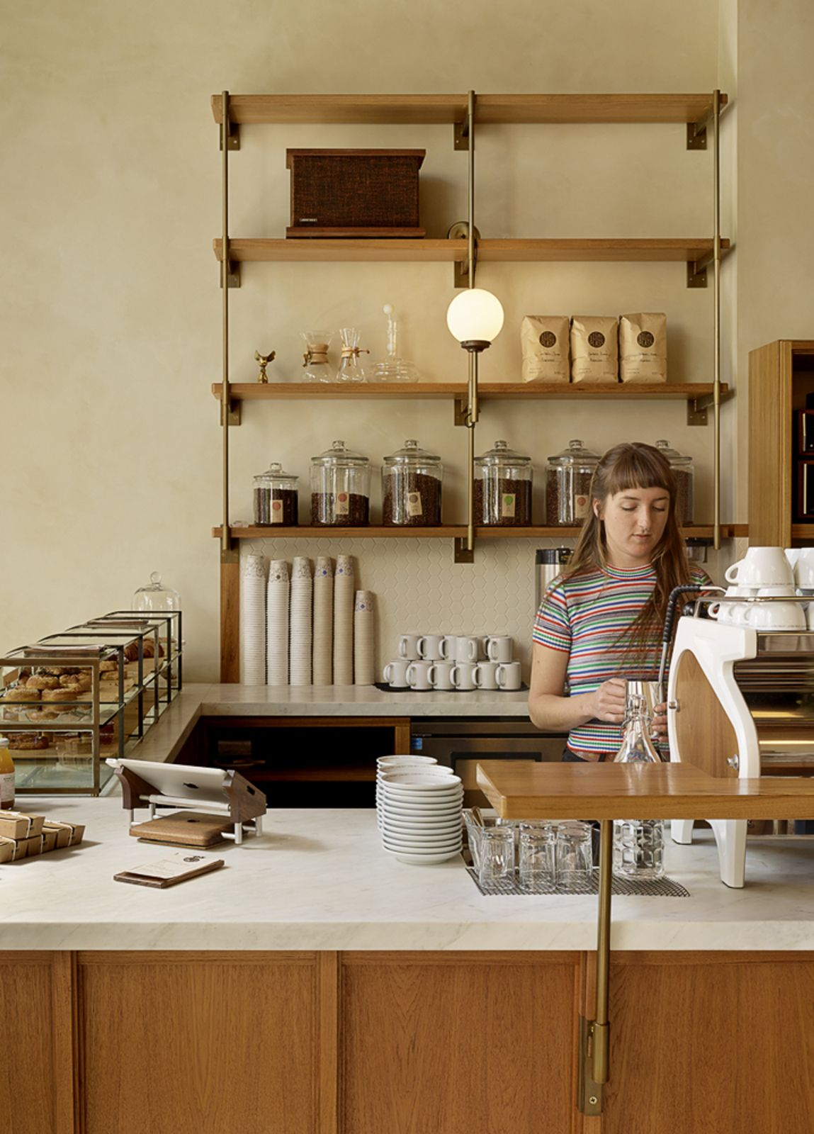 Coffee Break: Sightglass 20th Street, San Francisco by Diana Budds